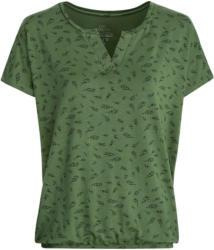 Damen T-Shirt mit Minimal-Print (Nur online)
