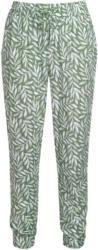 Damen Jogpants mit Blätter-Allover (Nur online)