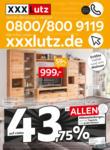 XXXLutz - Ihr Möbelhaus in Augsburg XXXLutz Wohnen Spezial - bis 13.05.2021