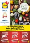 Lidl Lidl Genève: 20% de rabais - bis 22.05.2021
