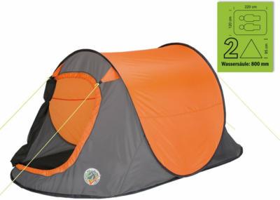Pop-up-Zelt für 2 Personen