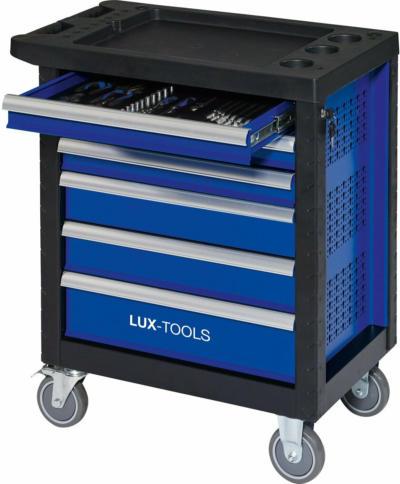 LUX Werkstattwagen-148 teilig