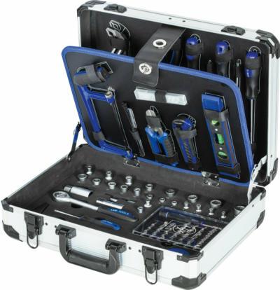 LUX Werkzeugkoffer 129-teilig