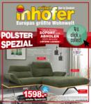 Möbel Inhofer Möbel Inhofer - Polster Spezial - bis 04.05.2021