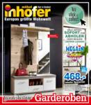 Möbel Inhofer Möbel Inhofer - Sonderbeilage Garderoben - bis 04.05.2021