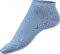 Fascino Sneaker mit Baumwolle, Gr. 39-42, blau