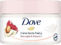 Dove Creme-Dusche-Peeling Granatapfel & Sheabutter