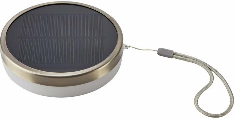 Solarbox Schwarz-Silber