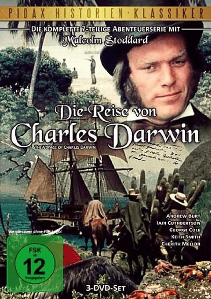 Die Reise von Charles Darwin - Die komplette Serie [DVD]
