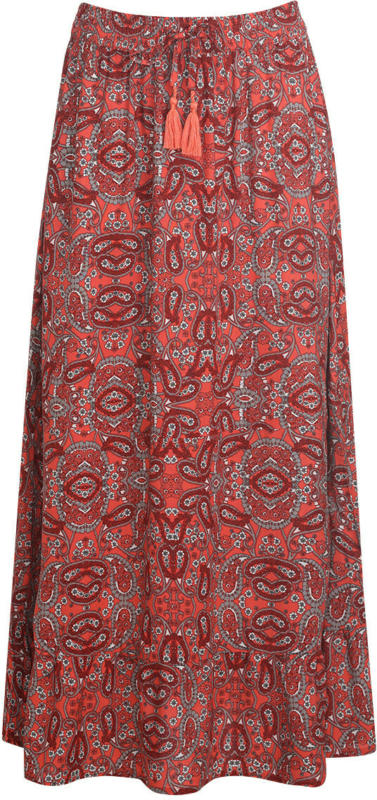 Damen Maxirock mit Paisley-Muster (Nur online)