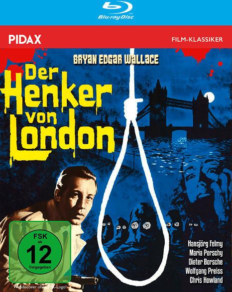 Bryan Edgar Wallace: Der Henker von London [Blu-ray]