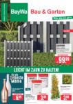 BayWa Bau- & Gartenmärkte Wochenangebote - bis 08.05.2021