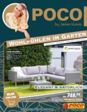 Poco: Wohlfühlen im Garten