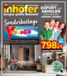 Möbel Inhofer Möbel Inhofer - Young Living Sonderbeilage - bis 20.05.2021