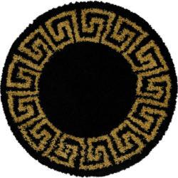 Hochflorteppich Hera 3301 Gold
