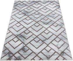 Webteppich Naxos 3813 Bronze