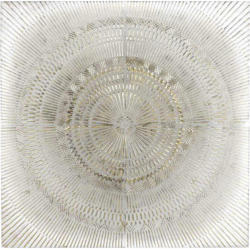 Wanddeko Abela ca. 100x100x3cm