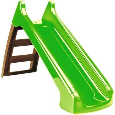 Kinderrutsche grün