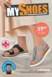 MyShoes EKZ Donaupark MyShoes Flugblatt - bis 10.06.2021