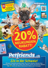 Petfriends Angebot