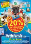 Petfriends.ch Offre Petfriends - bis 11.05.2021