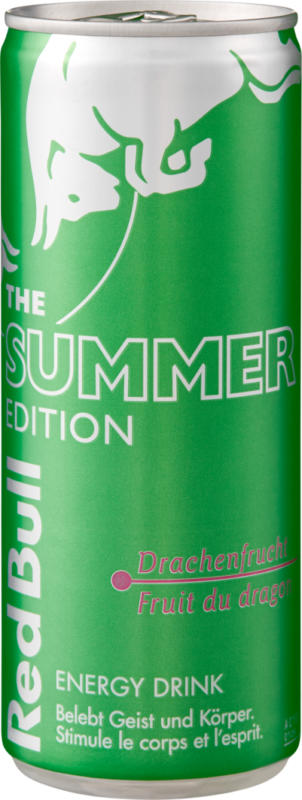 Red Bull Summer Edition 2021 , 25 cl