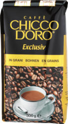 Caffé Chicco d'Oro Exclusiv, Bohnen, 500 g
