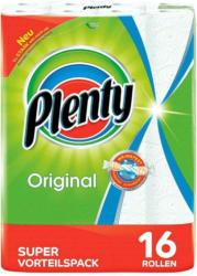 Plenty Haushaltspapier Original White 16 Rollen -