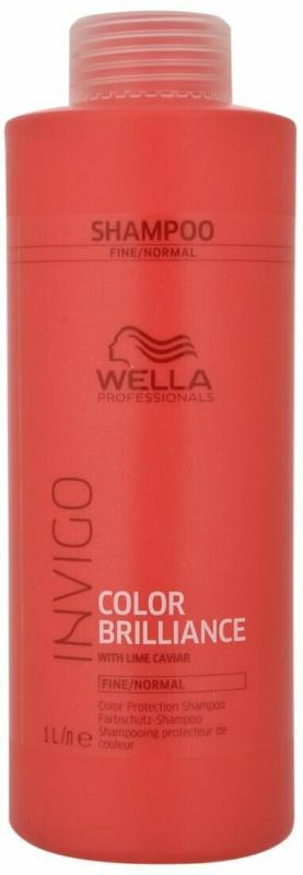 Wella Invigo Shampoo Color Brilliance 1000 ml -