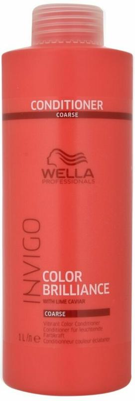Wella Invigo Conditioner Color Brilliance kräftiges Haar 1000 ml -