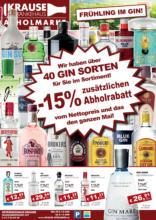Getränkehaus Krause Flugblatt - Mai 2021