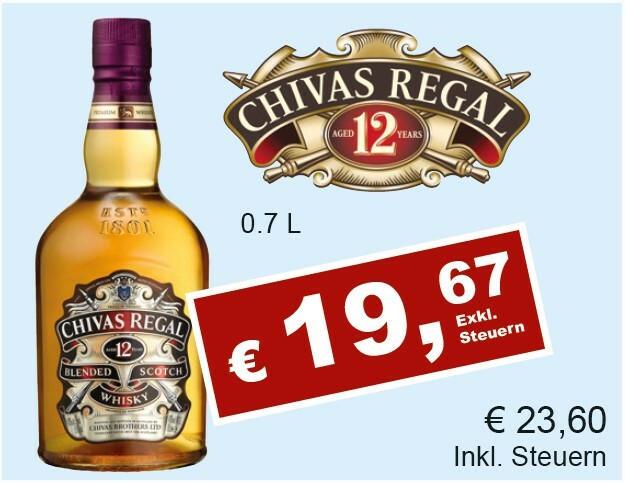 Chivas Regal 12y