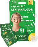 dm-drogerie markt aspura clip Mini-Inhalator Fresh