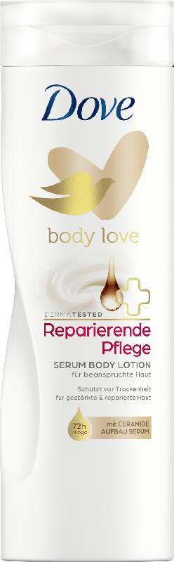 Dove Bodylotion reparierendes Pflege-Serum