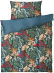 OTTO'S Bettwäsche mit Blumen und Vögel -  (Preis für kleinste Grösse)