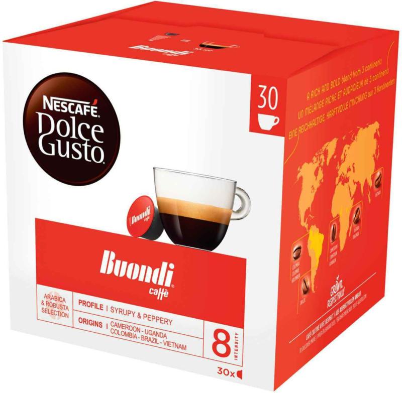 Nescafé Dolce Gusto Buondi 30 capsules -