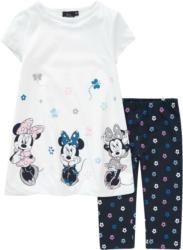 Minnie Maus T-Shirt und Capri-Leggings im Set (Nur online)