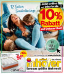 Möbel Inhofer Möbel Inhofer - Sonderbeilage Deko - bis 20.05.2021