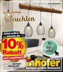 Möbel Inhofer Möbel Inhofer - Sonderbeilage Leuchten - bis 20.05.2021