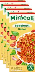 Spaghetti Napoli Mirácoli, 4 x 380 g