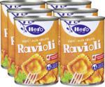 Denner Raviolis aux œufs Hero, avec de la viande suisse et des œufs d'élevage en plein air, 6 x 430 g - au 17.05.2021