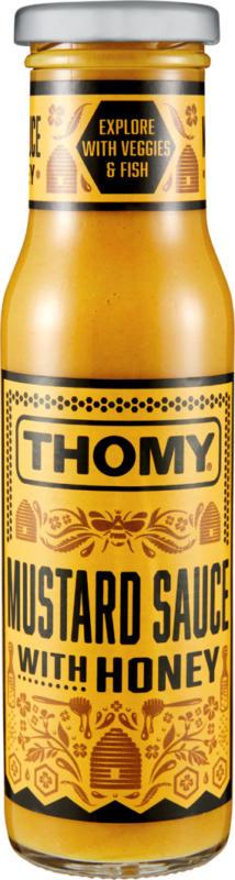 Sauce Mustard au miel Thomy, 230 ml