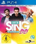 MediaMarkt Let's Sing 2021 mit deutschen Hits - [PlayStation 4]
