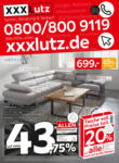XXXLutz Rück - Ihr Möbelhaus in Neubrandenburg XXXLutz Wir sind weiter für Sie da! - bis 09.05.2021