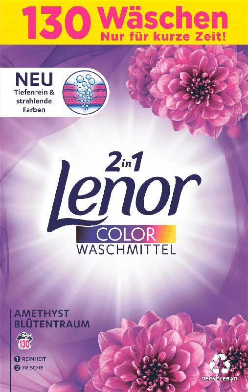 Lenor Colorwaschmittel Pulver