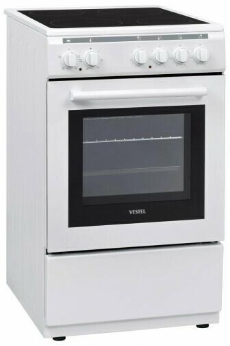 Vestel Stand-Elektroherd CVF5060K4