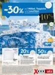 XXXLutz Wels - Ihr Möbelhaus in Wels XXXLutz Flugblatt - 30% auf Möbel, Teppiche und Leuchten - bis 22.05.2021