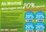 Feneberg Feneberg: Mitbringen und 20% sparen! - bis 12.05.2021
