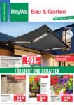 BayWa Bau- & Gartenmärkte Wochenangebote - bis 15.05.2021