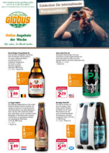 Globus: OnlineFaltblatt Biere